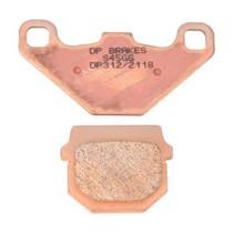 Sintered Bremsbelege DP312