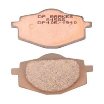 Sintered Bremsbelege DP406
