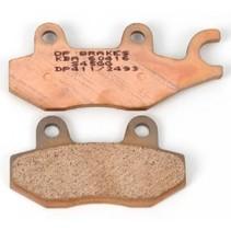 Sintered Bremsbelege DP411