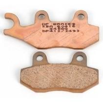 Sintered Bremsbelege DP412