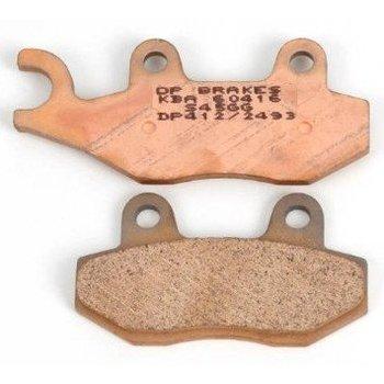 DP Sintered Bremsbelege DP412