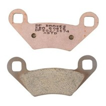 Sintered Bremsbelege DP502