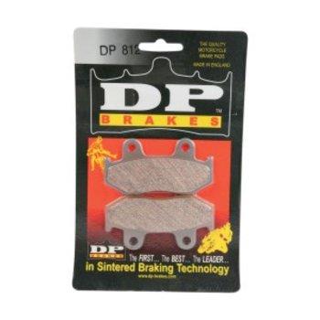 DP Sintered Bremsbelege DP812
