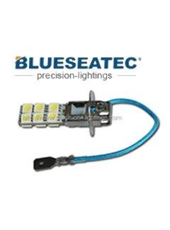 Blueseatec LED Lampe PL-H3-12-5050SMD Sockel H3
