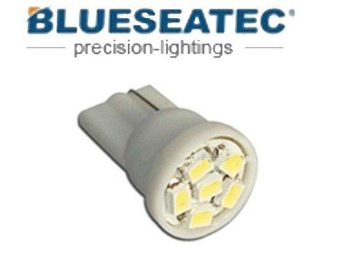 Blueseatec LED Lampe PL-T10-6-1210 Color white