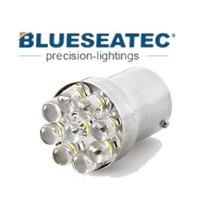 LED Lampe T20/S25 -9LED Blinkerlampe Sockel Bau15s