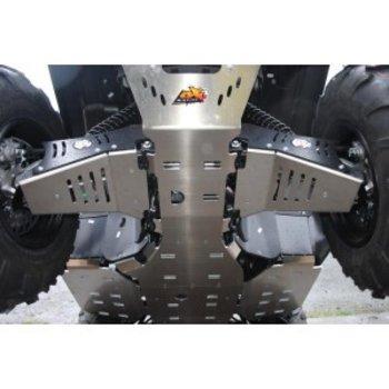 Moose Utility A-ARM GUARD YAMAHA YFM 700 GRIZZLY