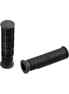 Moose Racing Stealth Hand Grips Griffgummi ATV 22 mm