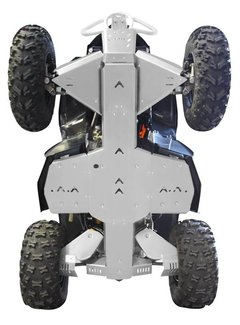 XRW Skid Plate Kit Renegade 500/800/1000cc