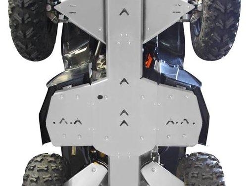 XRW Skid Plate Kit Renegade 500/800/1000cc