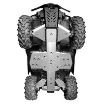 Skid Plate Kit Outlander 1000cc XMR Bj. 13-16