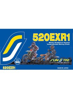 Sunstar Kette 520 EXR1