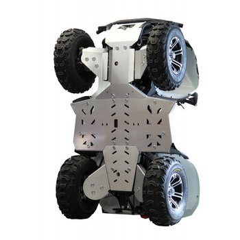 Iron Baltic Skid plate FULL KIT Access 700 / Triton 700 Outback Defcon