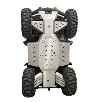 Skid plate FULL KIT (aluminium alloy) Goes 520