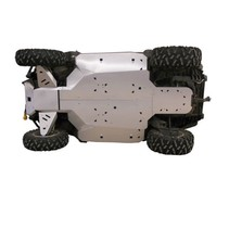 Skid plate full kit CanAm 1000 Commander
