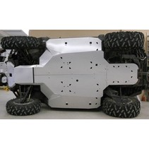 Skid plate CanAm 1000 Commander