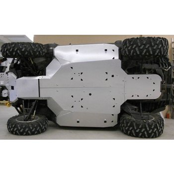 Iron Baltic Skid plate CanAm 1000 Commander
