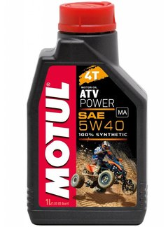 Motul Motoröl ATV Power 5W40 4T
