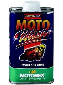 Motorex Moto Polish Poliermittel