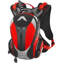 Turbo 2 Liter Hydration Bag red