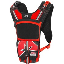 Turbo RR 2 Liter Hydration Bag red
