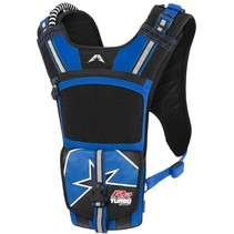 Turbo RR 2 Liter Hydration Bag blue