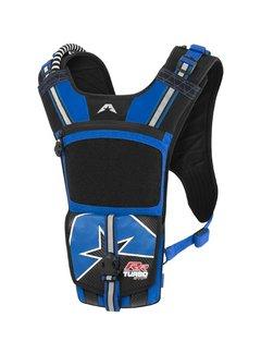 American Kargo Turbo RR 2 Liter Hydration Bag blue