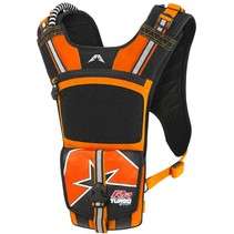 Turbo RR 2 Liter Hydration Bag orange
