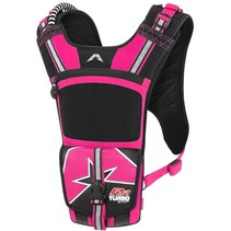 Turbo RR 2 Liter Hydration Bag pink