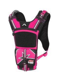 American Kargo Turbo RR 2 Liter Hydration Bag pink