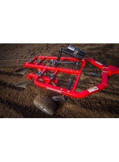 Iron Baltic Quadivator ATV / UTV 2-bottom plow