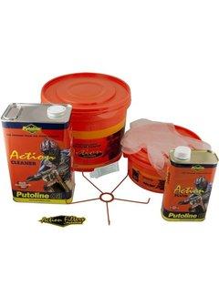 Putoline Action Kit Luftfilterpflege