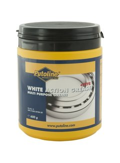 Putoline WHITE ACTION GREASE + PTFE