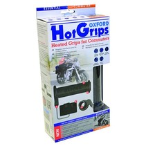 Hotgrips Commuter Heizgriffe mit lenkermontiertem Schalter
