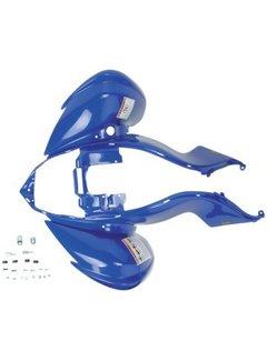 Maier Plastics Replacement Plastic Front Fender Yamaha YFM 700 R Bj. 06-13 Darb blue