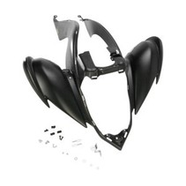 Replacement Plastic Front Fender Yamaha YFM 700 R Bj. 06-13 Stealth