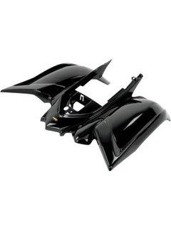 Maier Plastics Replacement Plastic Rear Fender Yamaha YFM 700 R Bj. 06-13 schwarz