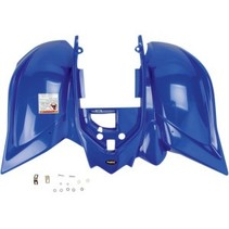 Replacement Plastic Rear Fender Yamaha YFM 700 R Bj. 06-13 Darb blue