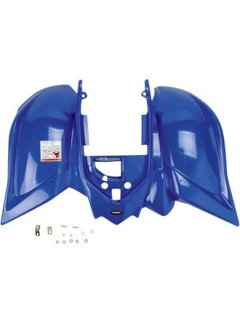 Maier Plastics Replacement Plastic Rear Fender Yamaha YFM 700 R Bj. 06-13 Darb blue