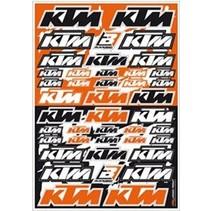 KTM Sticker Set