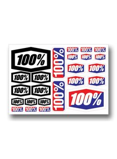 100 % Decal Sheet