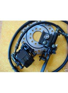 Hydraulischer Bremsen KiT hinten für Kinderquad 125cc oder 1000W