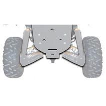XRW Skid Plate hinten A-Arms für YXZ1000R