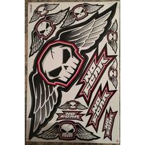 Skull No Fear Sickerset Nr. 1
