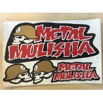 Metal Mulisha Sticker Nr. 6