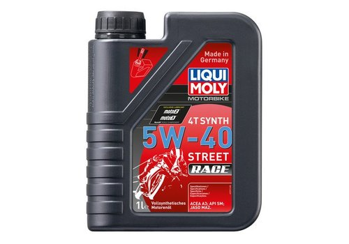 Motorenöle 4-Takt Street