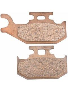 Moose Utility Bremsbelege Sinter M919-S47  hinten rechts