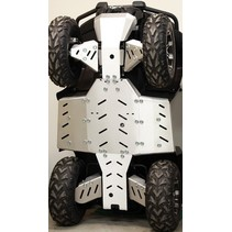 Skid plate FULL KIT CF Moto CFORCE 450
