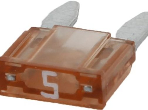 Förch Flachstecksicherungen Mini 5A