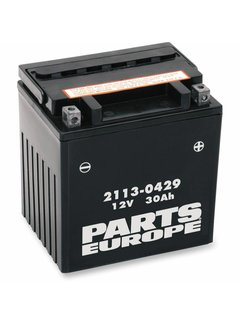Parts Europe Batterie GTX30L-BS